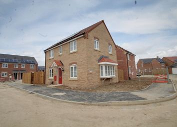 Thumbnail 3 bed semi-detached house for sale in The Normanby, Wardentree Lane, Pinchbeck, Spalding