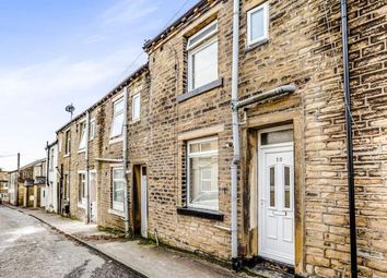 Thumbnail 1 bed terraced house for sale in Thomas Street West, Halifax, West Yorkshire