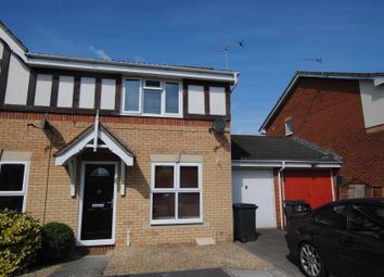 Thumbnail 3 bed semi-detached house to rent in The Culvert, Bradley Stoke, Bristol