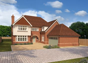Thumbnail 5 bedroom detached house for sale in The Maples, Ermine Street, Buntingford