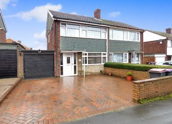 Thumbnail 3 bed semi-detached house to rent in Teagues Crescent, Telford, Shropshire