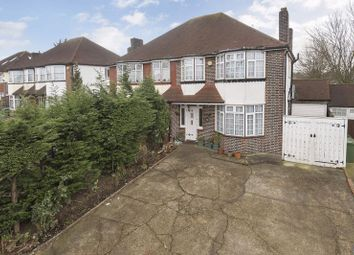 Thumbnail 4 bedroom semi-detached house for sale in Sidcup Road, London