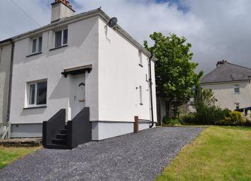 Thumbnail 3 bed property for sale in Pentre Helen, Deiniolen, Caernarfon