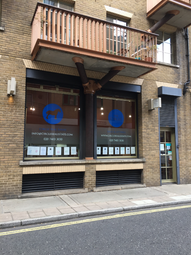 Thumbnail Retail premises to let in Queen Elizabeth Street, London