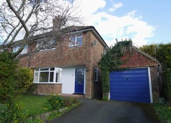 Thumbnail 3 bed semi-detached house to rent in St. Ediths Road, Kemsing, Sevenoaks