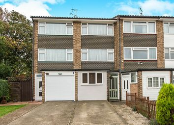 Thumbnail 3 bed terraced house for sale in Greenvale Gardens, Gillingham