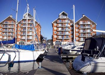 Thumbnail 4 bed flat for sale in Neptune Square, Ipswich