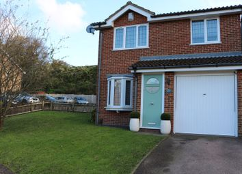3 bed detached house for sale in Rowan Lea, Chatham, Kent ME5