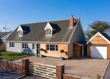Thumbnail 4 bed bungalow for sale in Two Gates, Reynalton, Kilgetty, Pembrokeshire