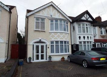 Thumbnail 4 bed semi-detached house for sale in Clayhall, Essex