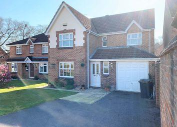 4 bed detached house for sale in Saffron Way, Whiteley, Fareham PO15