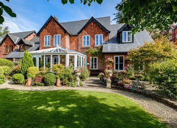 Thumbnail Detached house for sale in Spa Road, Llandrindod Wells