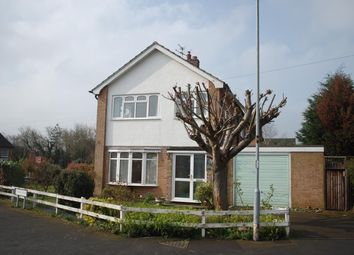Thumbnail 3 bed semi-detached house for sale in Conway Road, Mountsorrel, Leicestershire