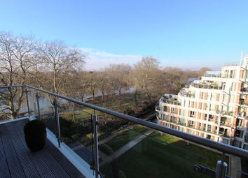 Thumbnail 3 bed flat to rent in Henry Macaulay Avenue, Kingston Upon Thames
