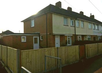 Thumbnail 2 bed terraced house for sale in Portal Road, Bridgemary, Gosport