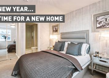 Thumbnail 2 bed flat for sale in The Fitzroy Collection, Old Bracknell Lane West, Bracknell, Berkshire