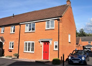 Thumbnail 3 bed semi-detached house for sale in Carnival Close, Ilminster