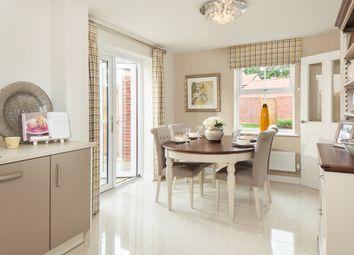 "Thumbnail 3 bed detached house for sale in ""Hadley"" at Stonebridge Terrace, Preston Road, Longridge, Preston"