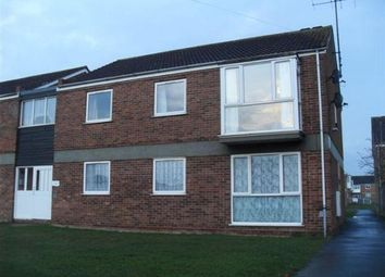 Thumbnail 2 bed flat to rent in Tindall Close, Wisbech