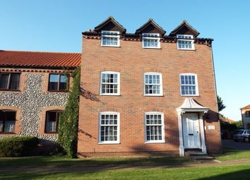 Thumbnail 2 bed flat to rent in Runton House Close, West Runton, Cromer