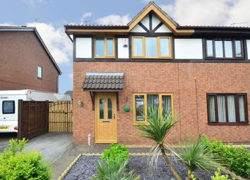 Thumbnail 3 bedroom semi-detached house for sale in Amison Street, Meir Hay, Stoke-On-Trent
