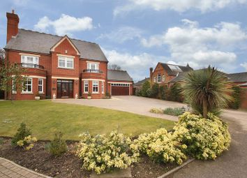 Thumbnail 4 bed detached house for sale in Clarence Gate, Woodford Green