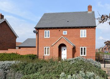 Thumbnail 3 bed detached house for sale in Rookery Court, Didcot