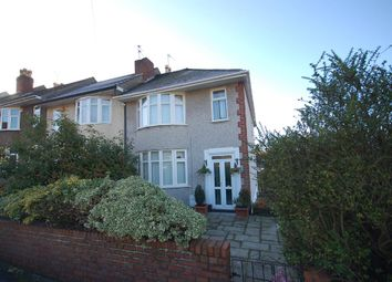 Thumbnail 4 bed end terrace house for sale in Nags Head Hill, St. George, Bristol