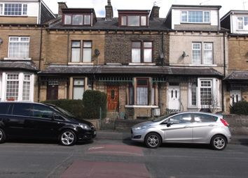 Thumbnail 4 bed terraced house for sale in West Park Road, Bradford