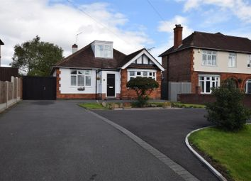 Thumbnail 4 bed detached bungalow for sale in Blagreaves Lane, Littleover, Derby
