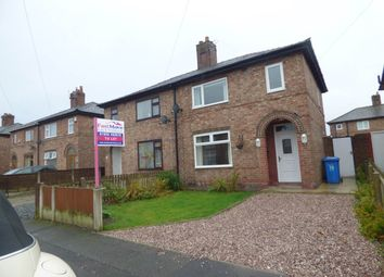 Thumbnail 3 bed property to rent in Tilston Avenue, Latchford, Warrington