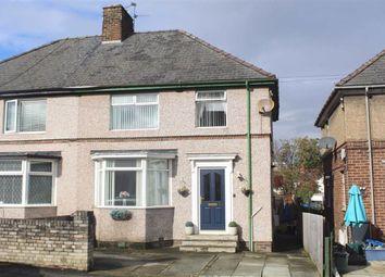 3 bed semi-detached house for sale in Borough Grove, Flint, Flintshire CH6
