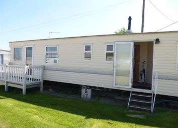 Thumbnail 2 bedroom lodge for sale in Coast Road, Bacton, Norwich
