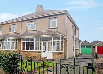 Thumbnail 4 bed semi-detached house for sale in Elms Drive, Bare, Morecambe
