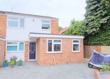 Thumbnail 3 bed semi-detached house for sale in Lowfield, Sawbridgeworth