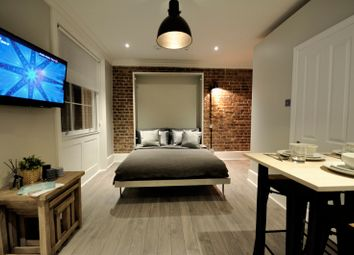 Thumbnail 1 bedroom flat to rent in York Street, London