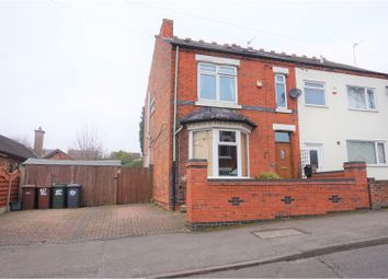 Thumbnail 4 bed semi-detached house for sale in Kent Road, Nottingham