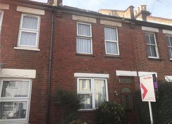 Thumbnail 3 bedroom terraced house for sale in Sanderstead Road, Orpington, Kent