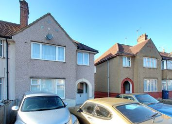 Thumbnail 3 bed end terrace house for sale in Ennismore Avenue, Greenford