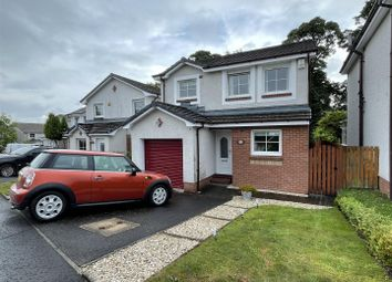 Thumbnail 3 bed detached house for sale in Weavers Lane, Glassford, Strathaven