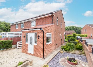Thumbnail 3 bed semi-detached house for sale in Cranmore Lane, Leeds