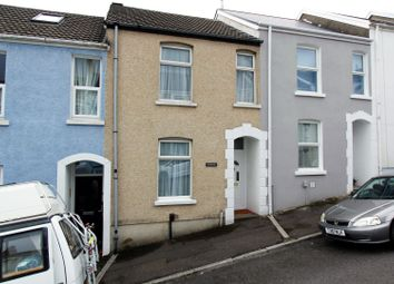 Thumbnail 2 bed terraced house for sale in Cambridge Street, Uplands
