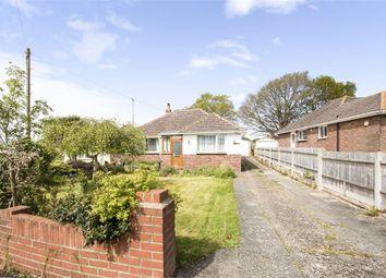 Thumbnail 3 bed detached bungalow for sale in West Mill Crescent, Wareham, Dorset