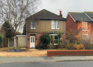 Thumbnail 3 bed detached house to rent in Foxhall Road, Ipswich