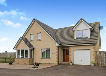 Thumbnail 4 bedroom detached house for sale in Cammachmore, Stonehaven