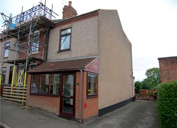 Thumbnail 2 bed end terrace house for sale in New Street, Higham, Alfreton