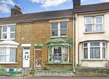 Thumbnail 2 bedroom terraced house for sale in Barnsole Road, Gillingham, Kent