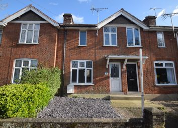 Thumbnail 3 bedroom terraced house for sale in Lady Lane, Hadleigh, Ipswich
