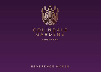 Thumbnail 2 bed flat for sale in Reverence Block, Colindale Gardens, Colindale, London