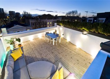 Thumbnail 3 bed maisonette for sale in Shirland Road, London
